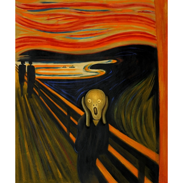 Munch - The Scream